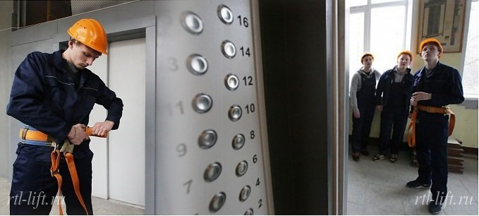 montaj liftov